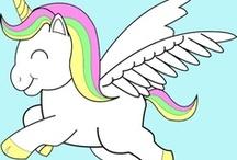 Unicorn love...