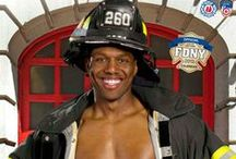 Official 2013 FDNY Calendar of Heroes / The one and only OFFICIAL 2013 FDNY Calendar of Heroes available at NYCwebStore.com. Enjoy these mighty fine men throughout the year!