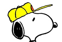 It's Snoopy time