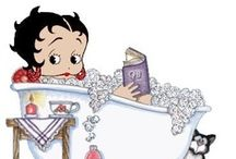 BETTY BOOP / by Jacqui Ihde