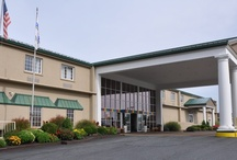Harrisburg, Pennslyvania / The Park Inn Harrisburg West Hotel offers a secluded 22 acres of hotel setting in the suburbs of Pennsylvania's capitol city.  The hotel is a simple 25 minute drive away from major Pennsylvania attractions including Hershey Park, Gettysburg Battlefield and Carlise, and Harrisburg International Airport. / by Park Inn by Radisson