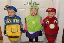 Chuggington Halloween
