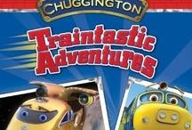 Chuggington DVDs