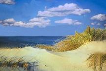the beach / by Laura Bryan