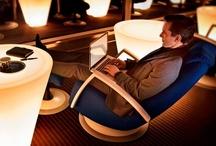 Luksus Lounget  - Ultra-cool airport lounges / Esittelyssä lentokenttien hienoimpia vip-tiloja. Finnairin Helsinki-Vantaalla sijaitseva lounge kuuluu viiden parhaan listaan. / by Poptravel.fi