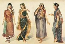 indian women's fashion / by Laura Bryan