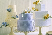 lovely cakes / by Laura Bryan