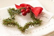 christmas decor / by Laura Bryan