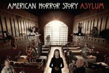 American Horror Story Asylum / by Rachel Tsoumbakos