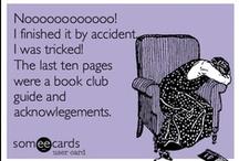 Books I Want to Read / by Rachel Tsoumbakos