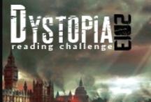 Dystopia Reading Challenge 2013 / by Rachel Tsoumbakos