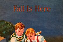 FALL into the Hoilday / by Erica McLaurin
