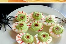 Ghoulish food / by Erica McLaurin