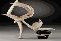 Talons Art high heels / Les sculpteurs artistes et autres créateurs