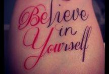 Tattoos / by Shelby Jasper