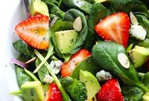 simply salads / by kristie chase