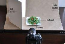 Photo Class / Pins to help teach photography.