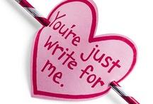 be my valentine / by kristie chase