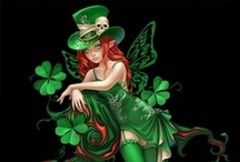 ST PATRICKS DAY / by Jacqui Ihde