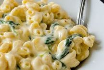 mac n cheese  / by kristie chase