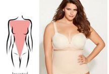 Inverted Triangle Body Beauty's (size 14 and up) / Style suggestions to flatter your beauty! / by Inverted Beauty with AngelaBSimmons
