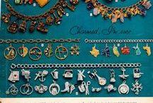 Bracelet Catalogs & Books - Vintage Charms / Vintage Charm Manufacturer Catalogs & Ads, Vintage Charm Books, Vintage Charm Catalog pages.