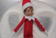 Elf on the Shelf / by TG