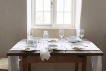 Tablescapes / Ready, set.
