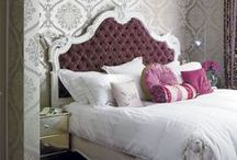 Home Decor: Bedroom / Bedroom Decor / by Amy Schwartz