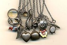 Chatelaine & Watch Chains - Vintage Charms / Vintage & Antique Chatelaine Chains, Charms & Watch Chains