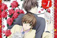 Sekai-ichi Hatsukoi / Another favourite yaoi manga and anime series!