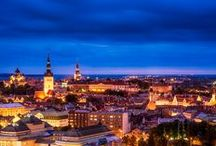 Tallinn / No matter what time of year you visit Tallinn, this vibrant city is celebrating something, whether it be film, music, food or culture. / by Park Inn by Radisson