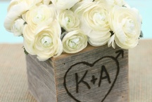 Wedding Decor Ideas / by K&A Artistic Events