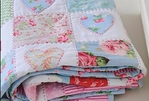 Quilt-Ness / I enjoy making most anything by hand - stay tuned for more pix of my handmade goodies.