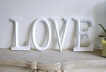 All Things I Love / by Melissa Davies Designs