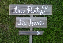 All things Party  / by Melissa Davies Designs