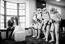 Star Wars Wedding / by When Geeks Wed