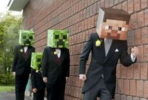 Video Game Wedding / by When Geeks Wed