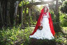 Fantasy + Fairytale Weddings