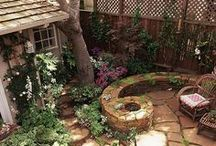 Hippy Fairytale Garden
