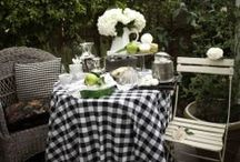 Romantic Homes / Casual Elegance, Personal Style