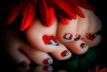 Crazy!! Sexy!! Fun!! Nails.... / Finger & Toe Nail Design / by Valerie