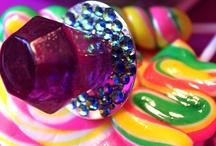 Sweet  Imagination !!.... Candy art !! / ~Edible Candy Art~ / by Valerie