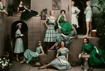 Vintage Glamour / Vintage Fashion Styles / by Valerie