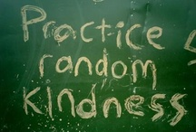 Random Acts of Kindness / by Melissa Davies Designs