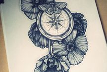 Tattoo inspiration  / by Kate Kropf