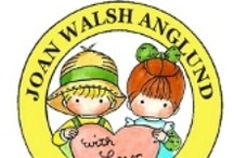 Joan Walsh Anglund Q'tness / by Barbara Burks-Hallinan