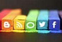 Caser // Sosiale medier