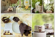 RUSTIC OWL BABY SHOWER / by Judith Lopez