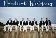 Nautical Nuptials / Coral, Navy, Aqua/Turquoise 2015 Wedding